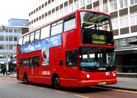 Route 60, Arriva London, DLA188, W388VGJ, Croydon
