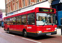 Route 239, London General, LDP239, SN53ETU, Clapham Junction