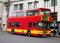Route 91, First London 231, P231MPU, Aldwych