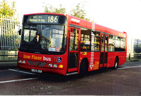 Route 186, Metroline, LLW26, L26WLH