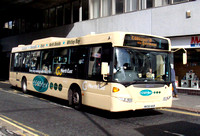 Route 1, Go North East 5266, NK56KKB, Newcastle