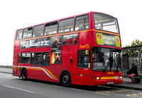 Route U4, First London, TN33330, LK03UFG, Hayes
