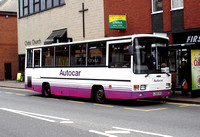 Route 205, Autocar, L298VRV, Tonbridge
