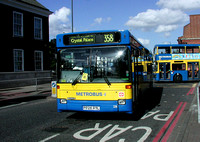 Route 358, Metrobus 226, P726RYL, Bromley