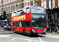 Route 337, Go Ahead London, E158, SN11BUO, Clapham Junction