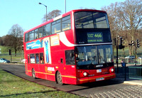 Route 466, Arriva London, DLA136, V336DGT, Addington Village