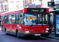 Route 239, London General, LDP219, SK52MPF, Clapham Junction