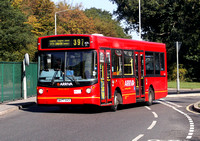 Route 397, Arriva London, ADL71, W471XKX, Woodford