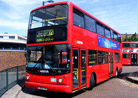 Route 121, Arriva London, DLA120, T320FGN