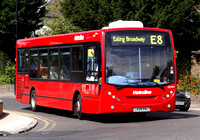 Route E8: Brentford, Commerce Road - Ealing Broadway