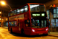 Route N97, London United RATP, ADH9, SN60BYD, Hammersmith