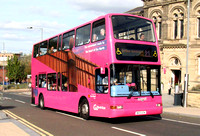 Route 21, Go North East 3885, NK51UCN, Gateshead