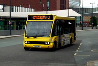 Route C4, Cumfybus, YJ59PKU, Liverpool