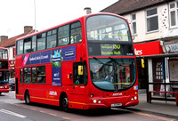 Route 150, Arriva London, VLW106, LJ03MHV, Hainault