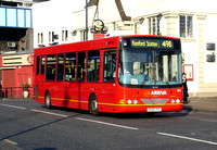 Route 498, Arriva Southend 3972, YE06HPY, Romford