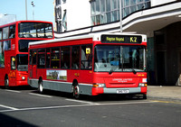 Route K2, London United RATP, DPS600, SN51TCU, Kingston