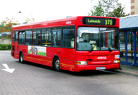 Route 370, Arriva Southend 3265, R265EKO, Lakeside