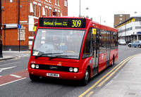 Route 309, CT Plus, OS19, YJ61MKA, Bethnal Green