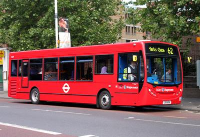london bus routes route 62 barking gascoigne estate