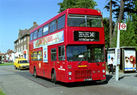 Route 242, London Northern, M1334, C334BUV, Potters Bar