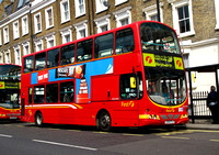 Route 28, First London, VNZ32495, LK54FLA, Fulham