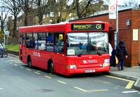 Route G1, Travel London 8024, BU05HDY, Tooting