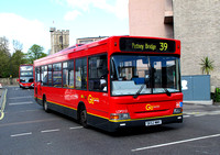 Route 39, Go Ahead London, LDP212, SK52MMV, Putney Bridge