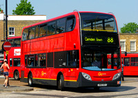 Route 88: Camden Town - Clapham Common