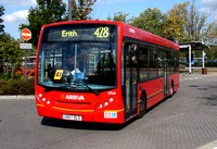 Route 428, Arriva Kent Thameside 3986, GN07DLO, Bluewater