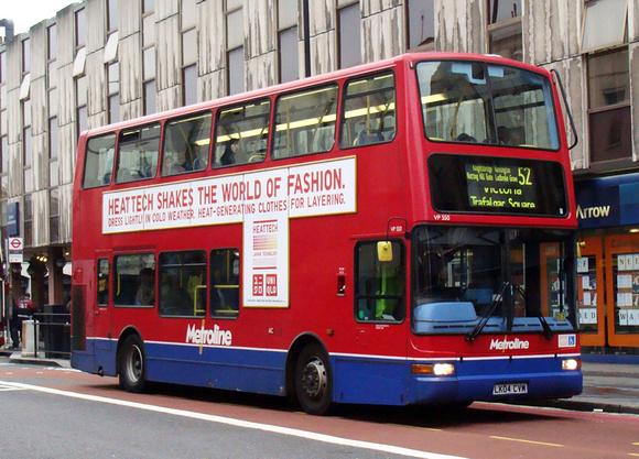 London Bus Routes Route 52 Willesden Bus Garage