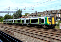 London Midland, 350123, South Kenton