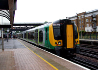 London Midland, 350112, Kensington (Olympia)