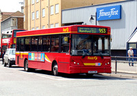 Route 953, First London, DMC41497, LK03LNU, Romford