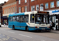 Route 32, Arriva the Shires 3117, M717OMJ, High Wycombe