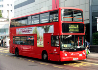 Route 5, East London ELBG 17117, V117MEV, Romford