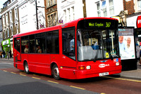 Route 367, Metrobus 135, LT02ZDE, Bromley