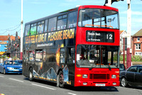 Route 12, Classic Bus North West, P269PSX, Blackpool