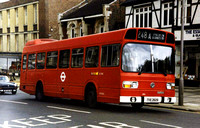Route 248A, London Transport, LS262, THX262S, Upminster