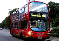 Route N171, Go Ahead London, WVL386, LX11CVL, Hither Green