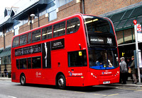 Route 208, Stagecoach London 10164, SN63JVM, Bromley