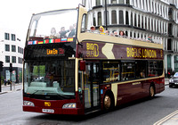 Big Bus Tours, DA209, PF08USB, Mansion House