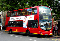 Route 333, Go Ahead London, WVL2, LG02KGU, Streatham
