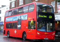 Route 624, Go Ahead London, E192, SN61BJU, Eltham