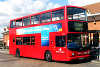 Route 287, East London ELBG 17525, LX51FOH, Rainham