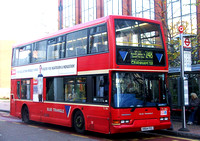 Route 248, Blue Triangle, TL904, V904FEC, Romford