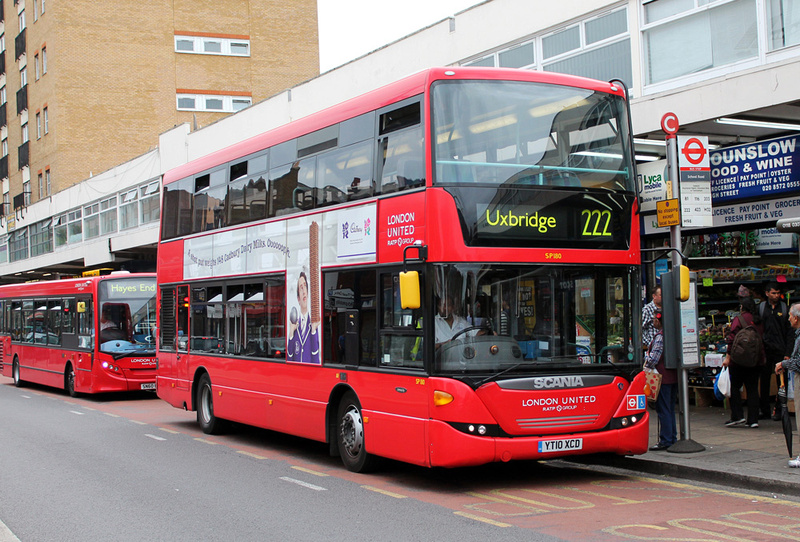 London Bus Routes Ratp Fleet Home Page