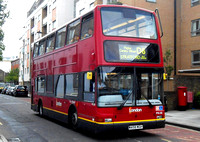 Route D8, Go Ahead London, PVL58, W458WGH, Bow
