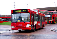 Route 173: King George Hospital - Beckton Station