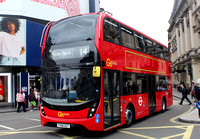 Route 14, Go Ahead London, EH111, YY66OZT, Piccadilly Circus