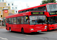 Route K2, London United RATP, DPS588, SN51TCJ, Kingston